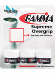 GAMMA Supreme Overgrip, 3-pack