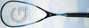 Grays Light Blue Maxi Squash Racquet