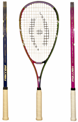 Harrow Junior Squash Racquet, Purple-Pink