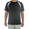 closeout - Harrow Rally Shooter Men's Shirt, Black / White