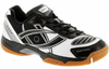 Harrow Volt Men's Indoor Court Shoes, White / Black