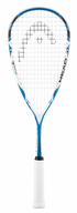 It's Back - Head MicroGEL 125 Squash Racquet