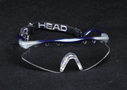 Head PowerZone Shield Junior Squash / Racquetball Goggles