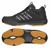 Head Sonic 900TM Mid Men's Squash / Racquetball Shoes, Black