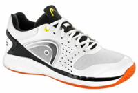 last few - Head Sprint Pro Court Men's Shoes, White/Black, SIZE 13