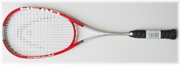 Head Ti 140G Squash Racquet, no cover