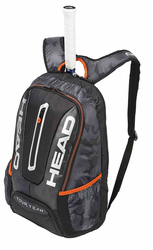 Head Tour Team Backpack, Black / Silver