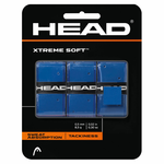 Head XetremeSoft Overgrip, 3-pack, Assorted Colors