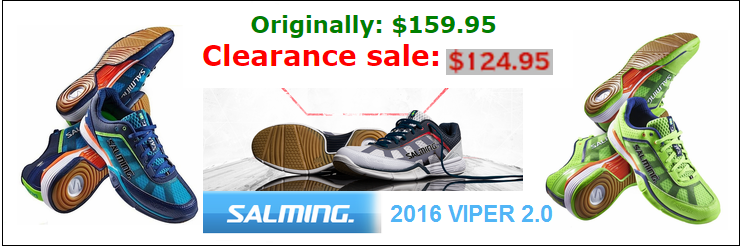 Salming Clearance