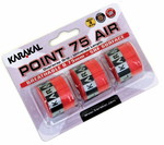 Karakal Point-75 Air Overwrap, 3-pack