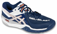 Asics Gel-Blast 6 Men's Squash / Indoor Court Shoes, Navy