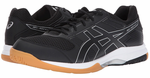 best seller - Asics Gel-Rocket 8 Men's Indoor Court Shoes, Black / White