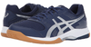 last few -  Asics Gel-Rocket 8 Men's Indoor Court Shoes, Indigo Blue/ Silver / White, LUCKY 13