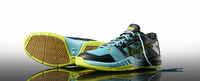 last few - Salming Race X Men's Court Shoes, Turquoise