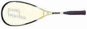 ONLY 1 - Prince Power Ring UltraLite Ti Squash Racquet