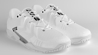 EyeRackets S Line Court UNISEX Shoes, Ice White