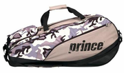 Prince Camo 12 Racket Bag Grey Camo