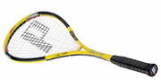 Prince M+ Pro Squash Racquet with free grip