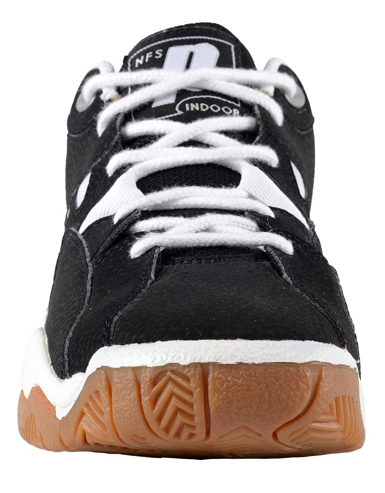 e97f207ff1ed0f Prince NFS Indoor II Court UNISEX Shoes, Black / White