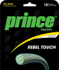 Prince Rebel Touch 18g Squash String, Transparent, SET