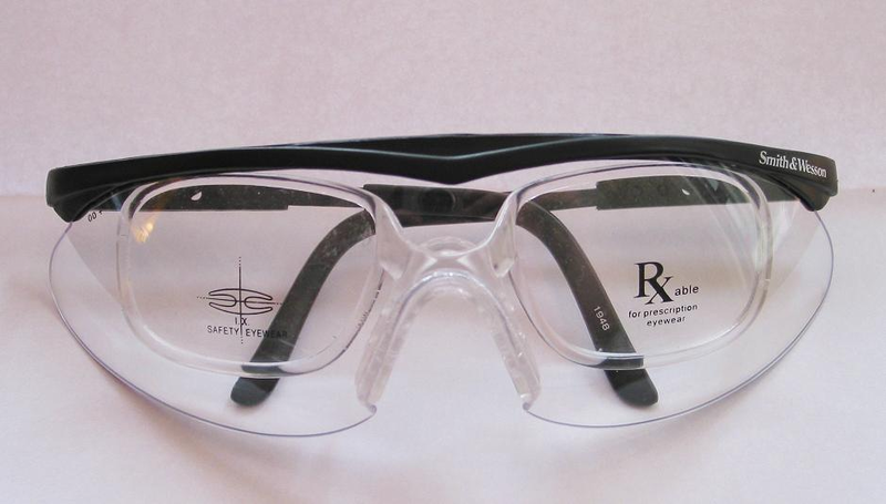 a7f6dd9d71 S W Racquetball   Squash Goggles with Rx Adaptor