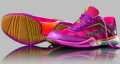Last few - Salming 2016 Viper 2.0 Women's Court Shoes, Pink / Purple
