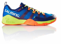 new color - Salming Kobra Men's Court Shoes, Royal / Yellow