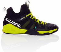 new color - Salming Kobra Men's Mid Court Shoes, Black / Yellow