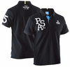 Salming PSA Polo, Black