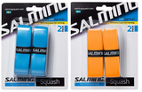 Salming Squash X3M H20 Drain Replacement Grip, 2-pack