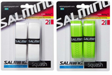 Salming Squash X3M Sticky Replacement Grip, 2-pack