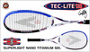 pro shop sample - Karakal Tec Lite 130 Squash Racquet, no cover