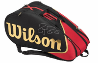 sold out - Wilson BLX Tour Federer Super Six Racquet Bag