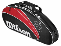 Wilson Federer 3-pack Replica Racquet Bag