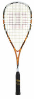 Wilson Fierce BLX Squash Racquet, no cover