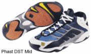 Wilson Phast DST Mid Squash / Racquetball Men's Shoes