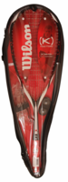 Wilson Player Kit with K Boom Squash Racquet