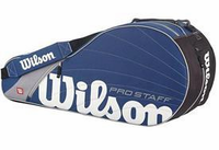 Wilson Pro Staff 6-pack Racket Bag