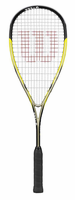 updated cosmetics - Wilson Ripper 135 BLX Squash Racquet, no cover