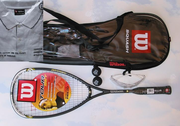 Wilson Squash Gift Package