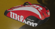 Wilson Squash Thermo 6-pack Bag