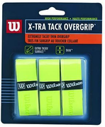 Wilson X-tra Tack Overgrip, 3 -pack