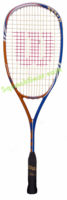 Wilson Zonar BLX Squash Racquet, with cover