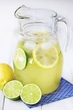 Classic Lemonade and Limeade Recipe