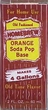ORANGE Soda Extract, 2 fl. Oz. (60 ml.) Makes 4 Gallons
