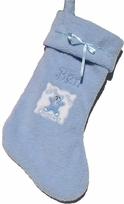 Baby's First Terry Cloth Christmas Stocking
