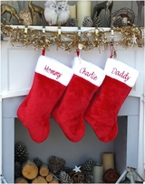 Christmas Stocking Sale - Personalized