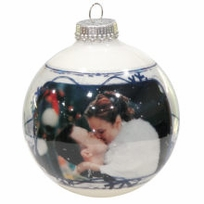 Winter Wonderland Photo Ornament