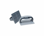 "3M� 048011-09493 961 Twist-Lok� 961 Gray 3.5"" x 2.5"" x 4.75"" Pad Holder"