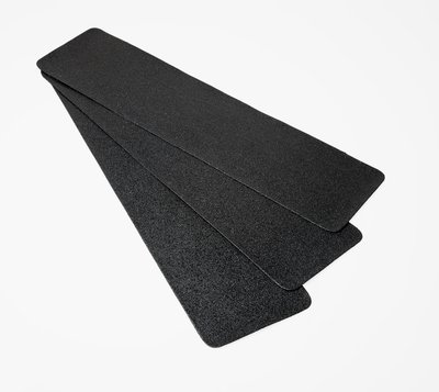 """3M™ 048011-19279 Safety-Walk™ 510 Black Slip-Resistant Conformable Tapes & Treads - 6"""" x 24"""" Treads"""